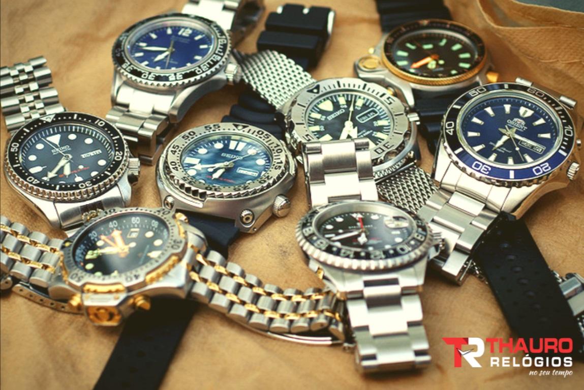 c502a431cb2 Como Colecionar Relógios