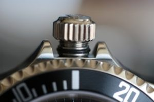 Coroa Rosqueada Rolex