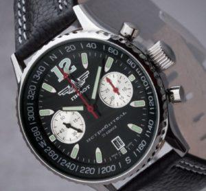 Relógios Russos - Poljot Chrono