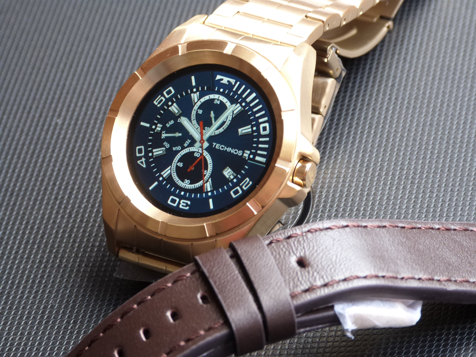 Smartwatches - Technos Connect SRAB/4P