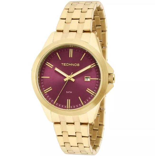 Technos Feminino Dress 2115KRX/4T Cristais