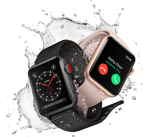 Smartwatches - Apple Watch 3