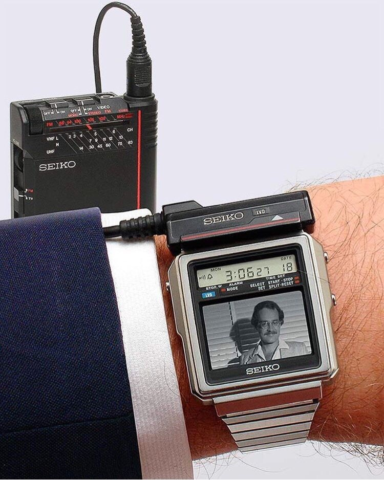 Smartwatches - Seiko TV