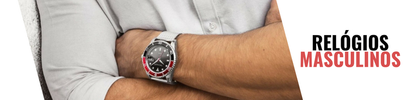 3c0e8687228 Relógio Masculino  O Guia definitivo