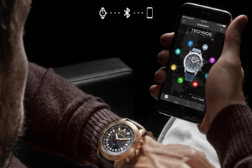 Technos Smartwatches Connect