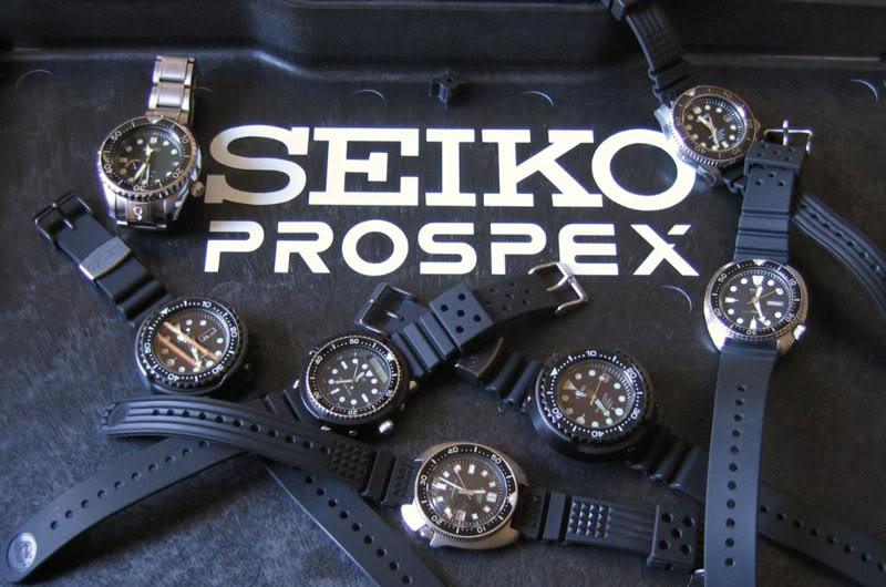 Seiko Prospex collection shannon 01 - SEIKO PROSPEX: Afinal, o que é essa classificação dos Relógios SEIKO?